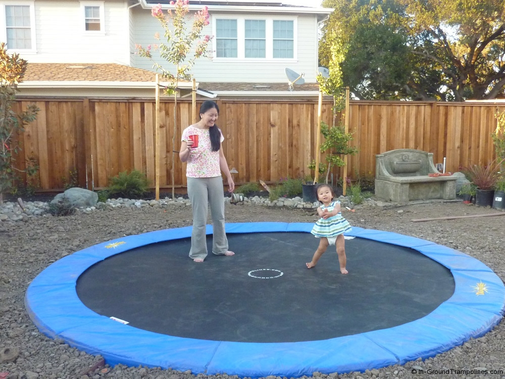 Dealer Testimonials In Ground Trampolines