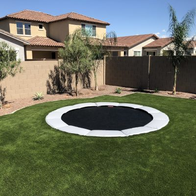 why inground trampolines are best