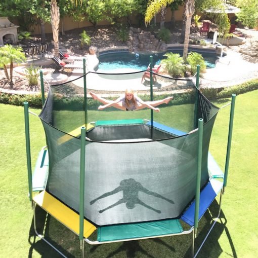 Should You Get An Above Ground Trampoline?