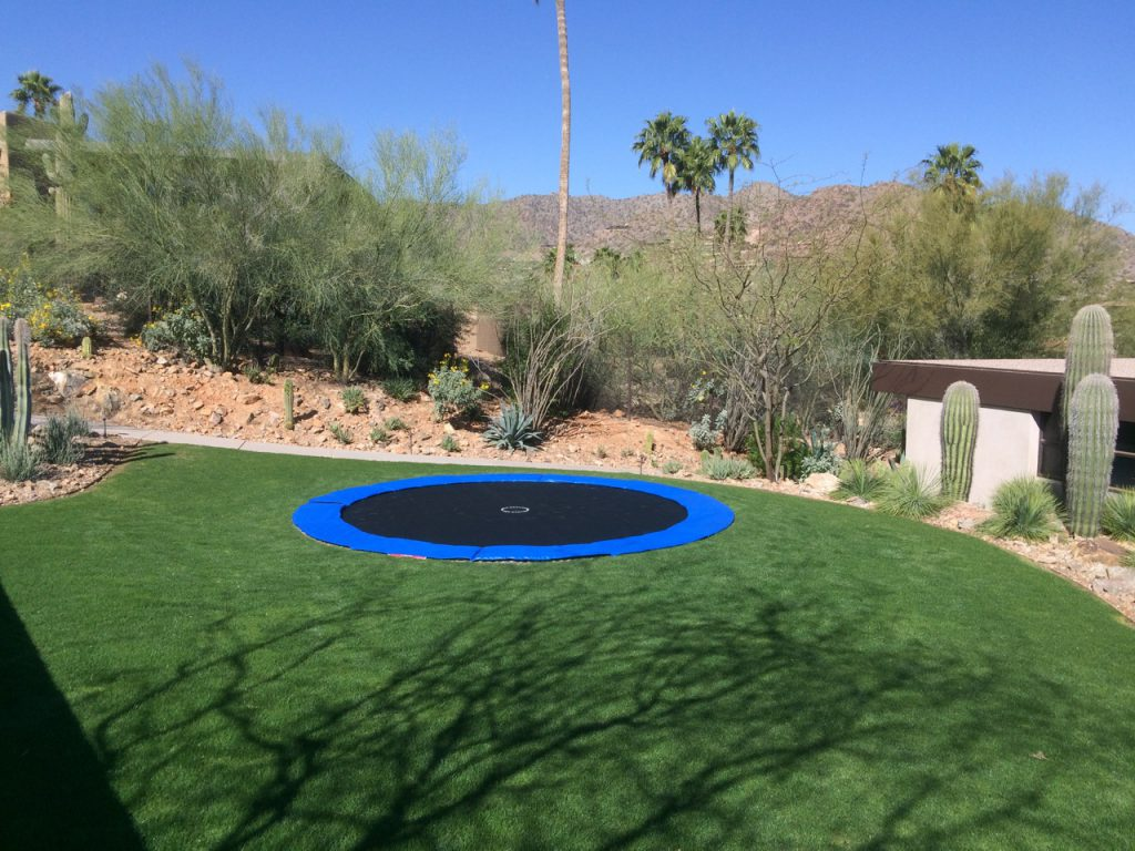 How Important Is Trampoline Air Flow?