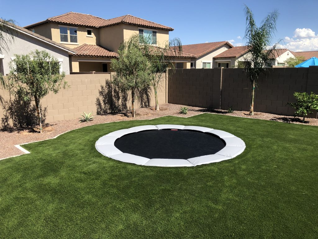 Why Are In-Ground Trampolines Great?