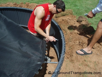 How Much Does An In-Ground Trampoline Cost?