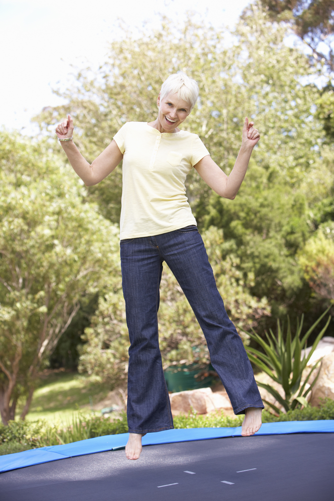 The Benefits Of Rebounding For Seniors