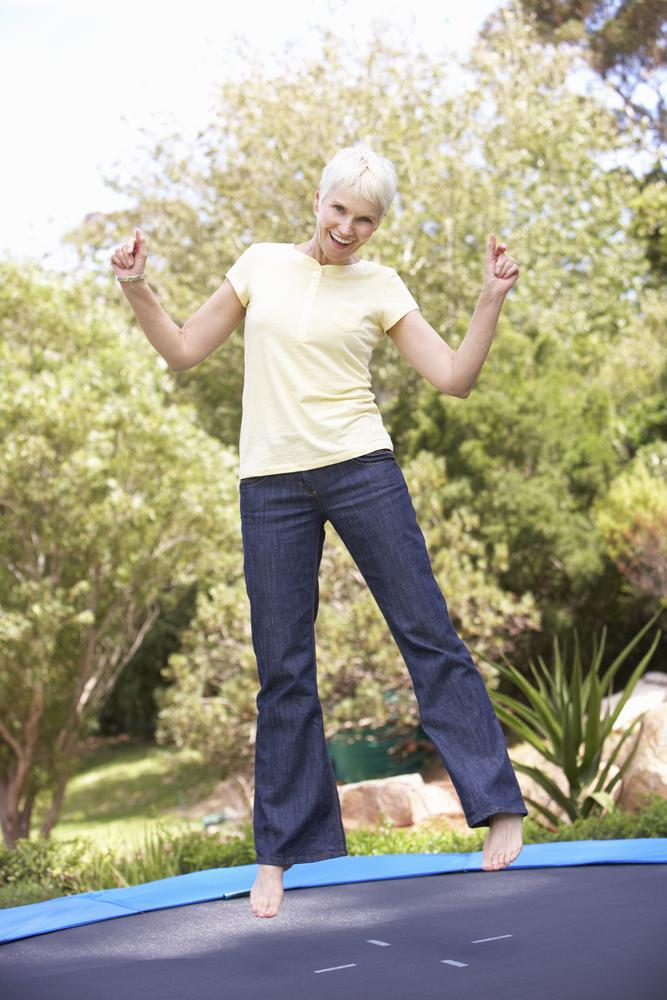 The Benefits Of Rebounding For Seniors