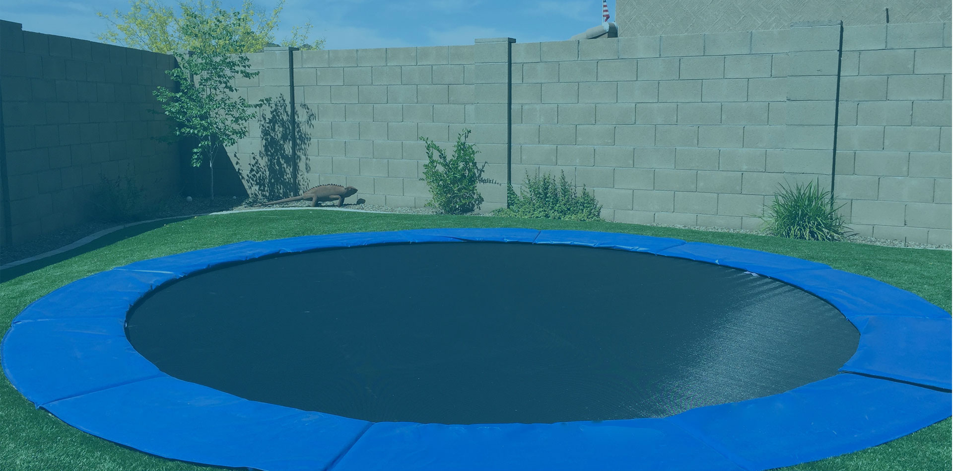 Caring For Your Outdoor Trampoline