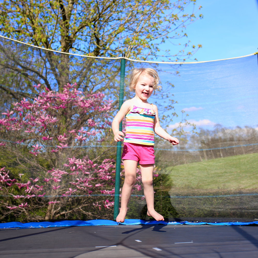 Do you need a trampoline cover?