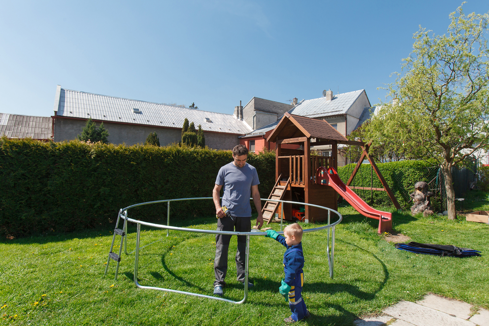 Is An Inground Trampoline Safe?