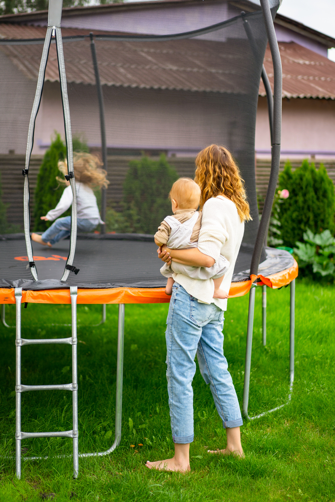 The Little Known Benefits Of Trampolines