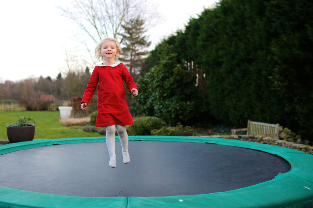 What's Best? In-ground Or Above Ground Trampolines?