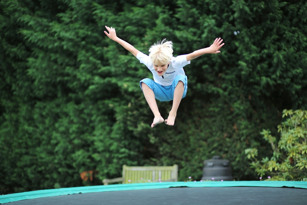 9 Benefits Of Using A Trampoline